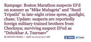 Who Is Dzhokhar Tsarnaev, the Man at the Center of the Boston Manhunt?
