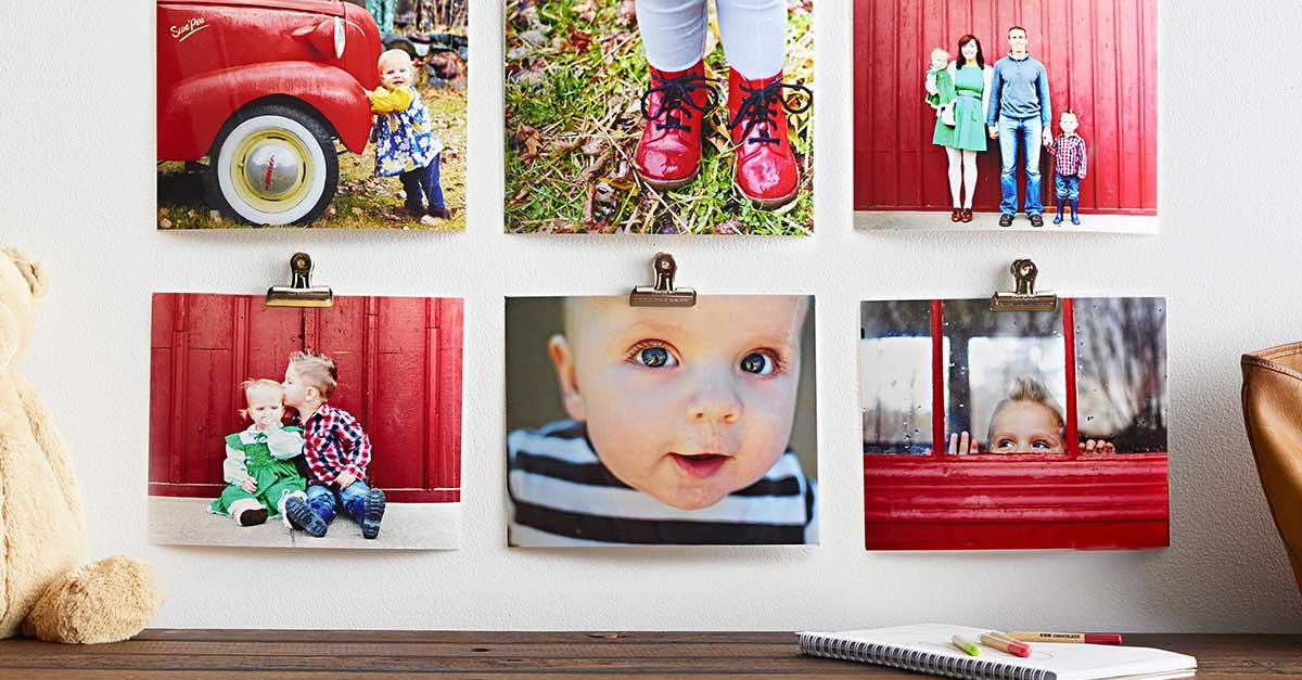 Get free shipping on Shutterfly gifts today