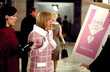 Sarah Paulson and Renee Zellweger in 20th Century Fox's Down With Love