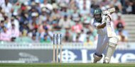 Hashim Amla continued his impressive form against Australia