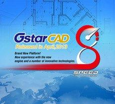 Brand New GstarCAD8 Global Releasing