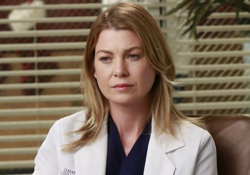 Grey's Anatomy Sneak Peeks: Derek's Sis Rips Into Mer, Owen Drops the D-Bomb on Cristina