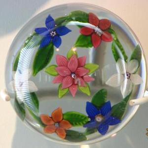 The beautiful world of paperweights