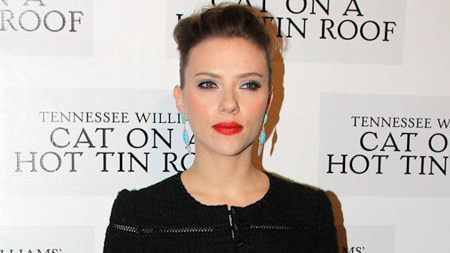 Scarlett Johansson: My Divorce From Ryan Reynolds 'Wasn't That Long Ago' (ABC News)