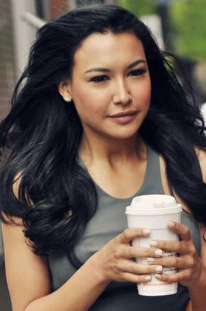 Naya Rivera smacks down rumors about pal Ryan Murphy.