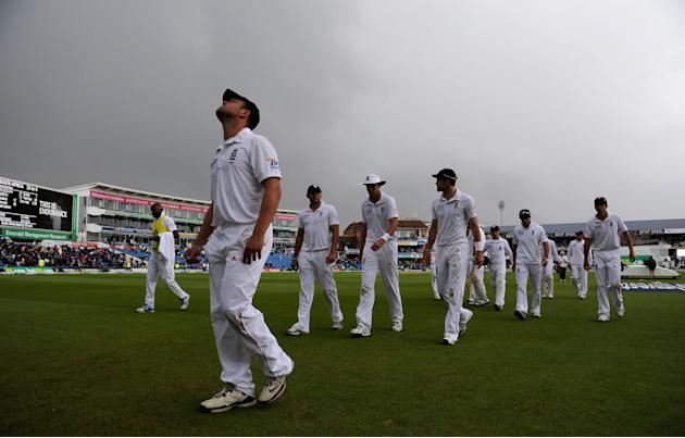 England v South Africa: 2nd Investec Test - Day Four