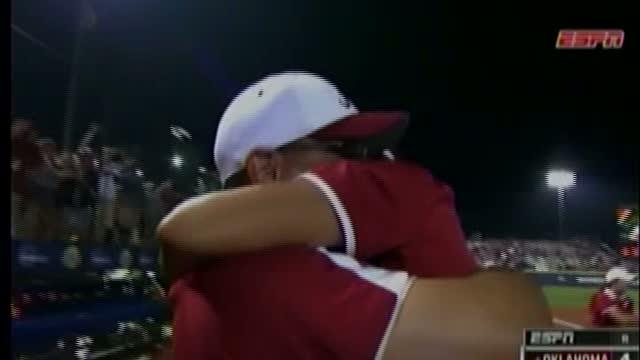 Alabama captures NCAA women's softball title