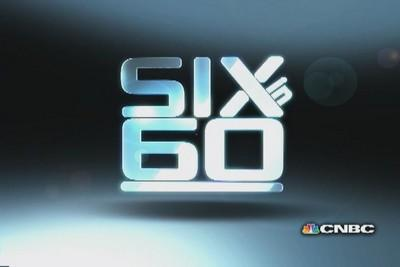 Cramer's Six in 60: SIRI, DECK, & more