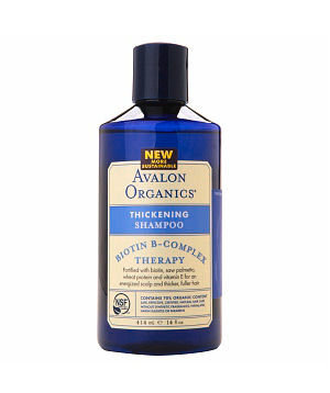 Avalon Organics Thickening Shampoo