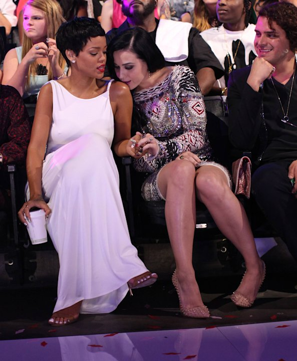 Rihanna, Katy Perry2012 MTV …