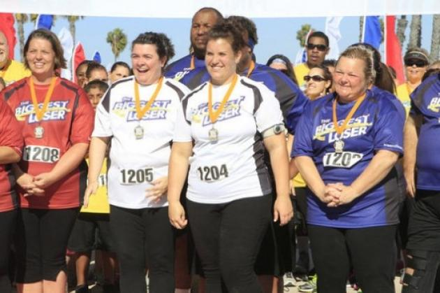 'The Biggest Loser,' 'Pay It Forward' episode -- NBC