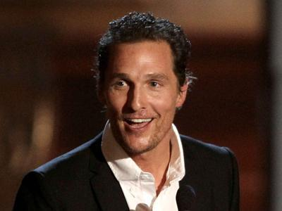 McConaughey's 'Killer Joe' is Prince Charming