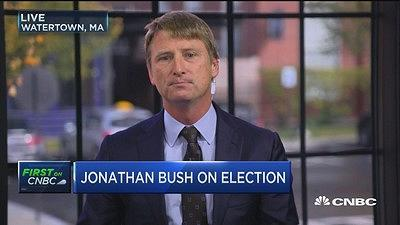 Bush 41 nephew blasts Trump and Clinton, and reveals who he plans to vote for
