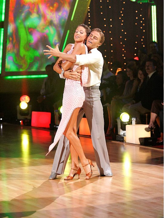 Derek Hough and Shannon Elizabeth …