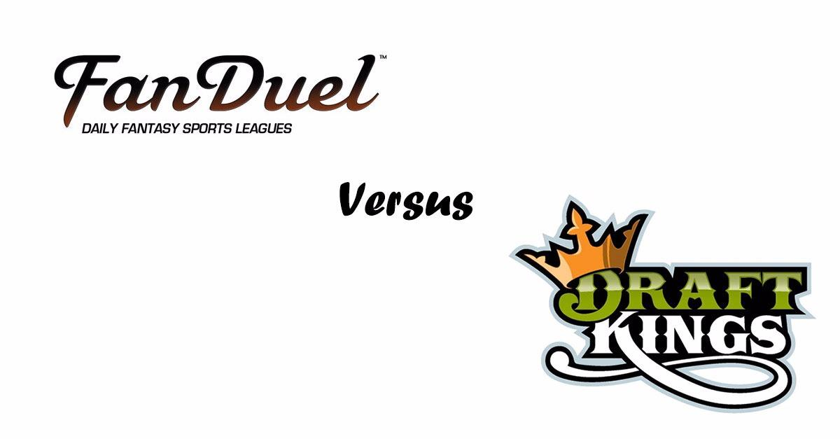 FanDuel vs. DraftKings - Which is the Better Deal?