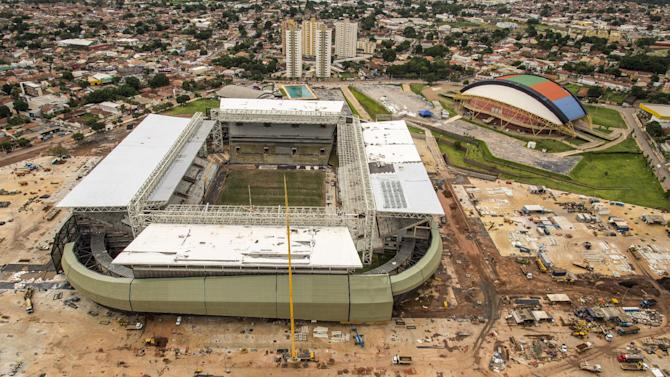 Brazil's WCup: Anger over waste, poor planning