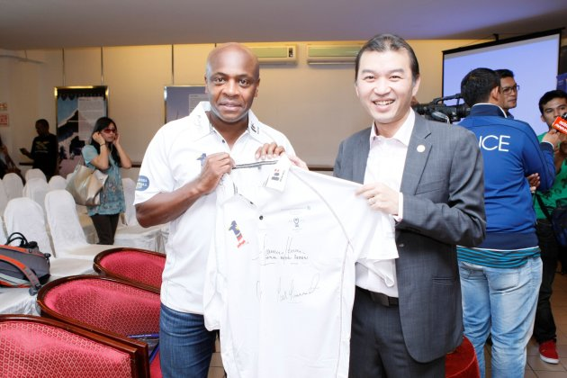 EPL legends come to Malaysia!