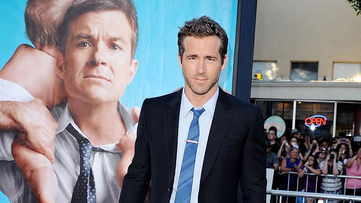 The Change Up LA premiere 2011 Ryan Reynolds