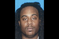 This April 2011 photo from the California Department of Motor Vehicles shows Kenneth Cherry Jr., also known as rapper