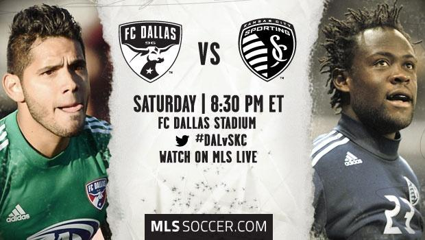 FC Dallas vs. Sporting Kansas City | MLS Match Preview