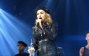 Madonna: Vote for the 'Black Muslim in the White House'
