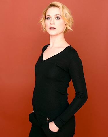 Evan Rachel Wood Debuts Baby Bump at Sundance Film Festival