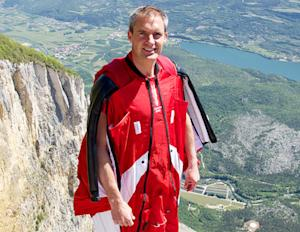 Mark Sutton, Olympic James Bond Parachutist, Dies in Accident at 42