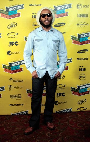 AUSTIN, TX - MARCH 11: Musician Ziggy Marley attends 'MARLEY' Green Room Photo Op during the 2012 SXSW Music, Film   Interactive Festival at Paramount Theatre on March 11, 2012 in Austin, Texas.
