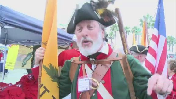 Tea Party activists out in force in Tampa
