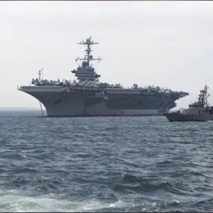 U.S. Sends Aircraft Carrier To Bolster Philippines Relief Efforts