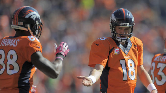 Indy veterans hope to slow down Manning's Broncos