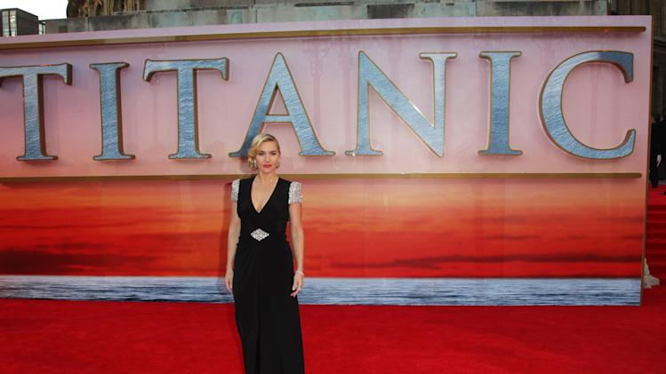 Titanic 3D - World Premiere - Inside Arrivals