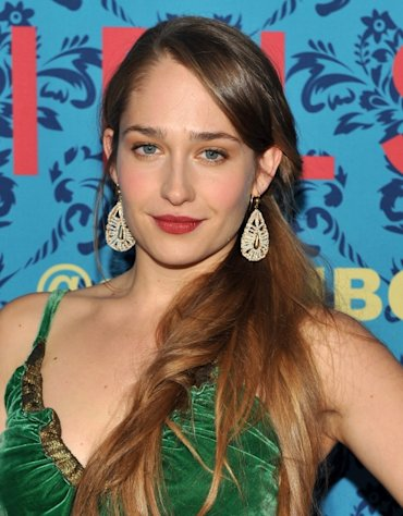 Jemima Kirke attends the HBO with The Cinema Society host the New York premiere of HBO&#39;s &#39;Girls&#39; at the School of Visual Arts Theater on April 4, 2012 -- Getty Images