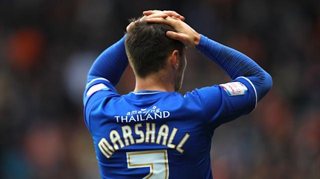 Leicester City's Ben Marshall (PA Photos)