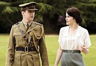 Dan Stevens and Michelle Dockery | Photo Credits: Carnival Film & Television Limited 2011 for Masterpiece