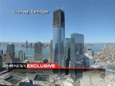 Time-Lapse: Watch NY's World Trade Center Go Up