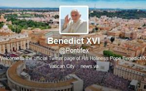 The Pope Already Has More Twitter Followers Than You