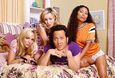 Anna Faris , Rachel McAdams , Rob Schneider and Maritza Murray in Touchstone's The Hot Chick