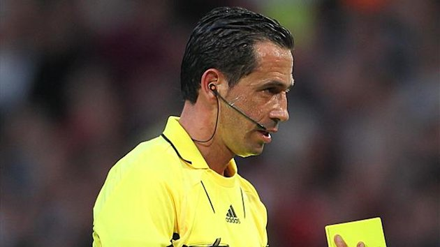 Pedro Proenca, Referee