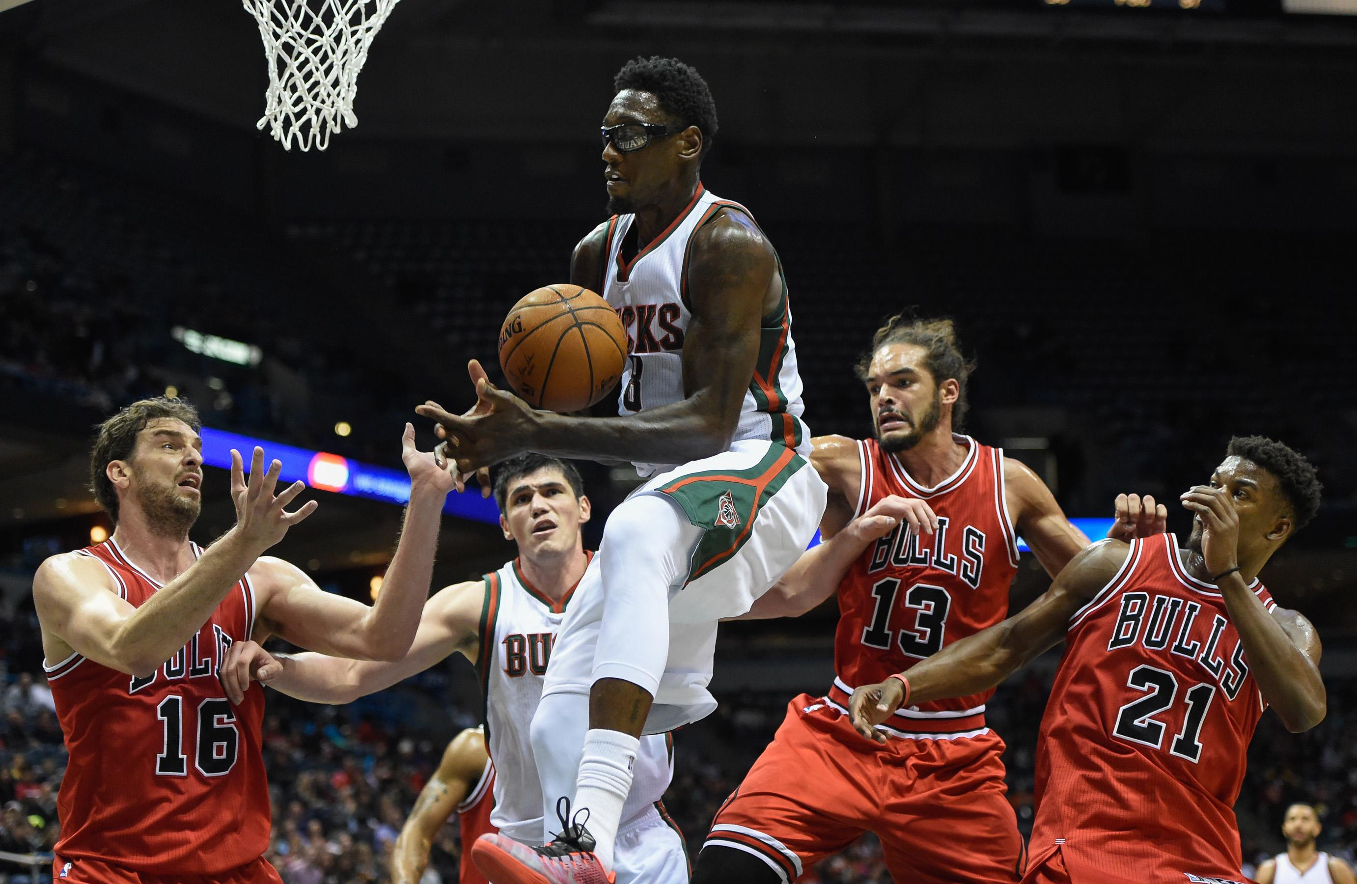 The 10-man rotation, starring what it's been like to be Larry Sanders