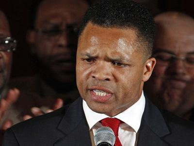 Jesse Jackson Jr. submits letter of resignation