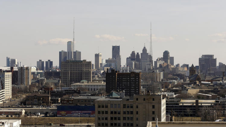 Detroit is broke; could bankruptcy lie ahead?
