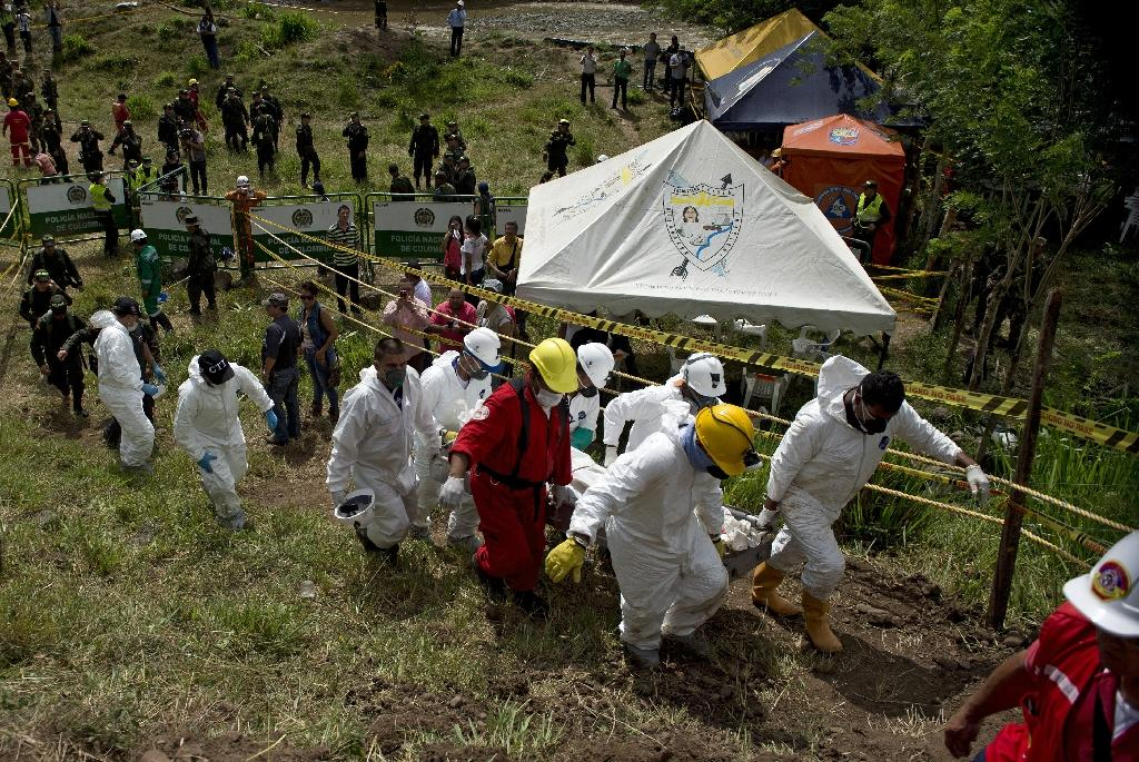 Last bodies recovered after Colombia mine tragedy that killed 15