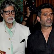 Suniel Shetty: 'Amitabh Bachchan is God for me'
