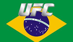UFC Fight Night 36 Adds Two New Welterweight and Lightweight Bouts to Brazilian Fight Card