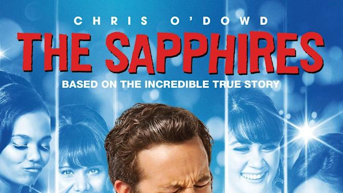 'Sapphires' DVD cover could change in the US