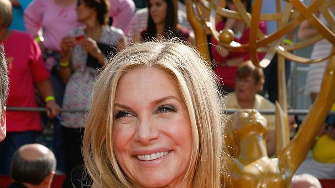 Elizabeth Mitchell arrives at the 60th Primetime Emmy Awards held at the NOKIA Theatre on Septmeber 21, 2008 in Los Angeles, California.