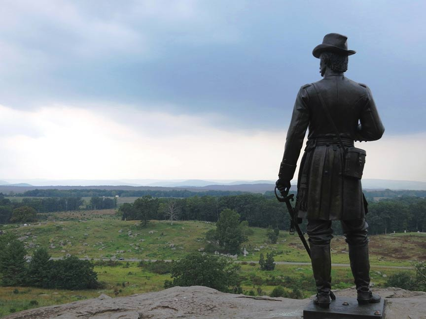 Gettysburg National Military Park was named the #1 landmark in the U.S. in the 2014 TripAdvisor Travelers' Choice awards for Attractions. (A TripAdv...