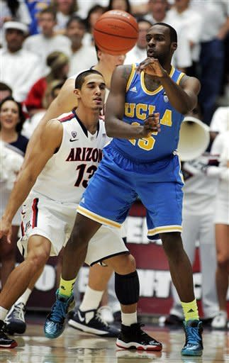 UCLA uses fast start to beat No. 6 Arizona 84-73