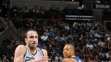 Parker lifts Spurs over Jazz 110-100